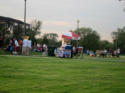 picnic at humboldt park